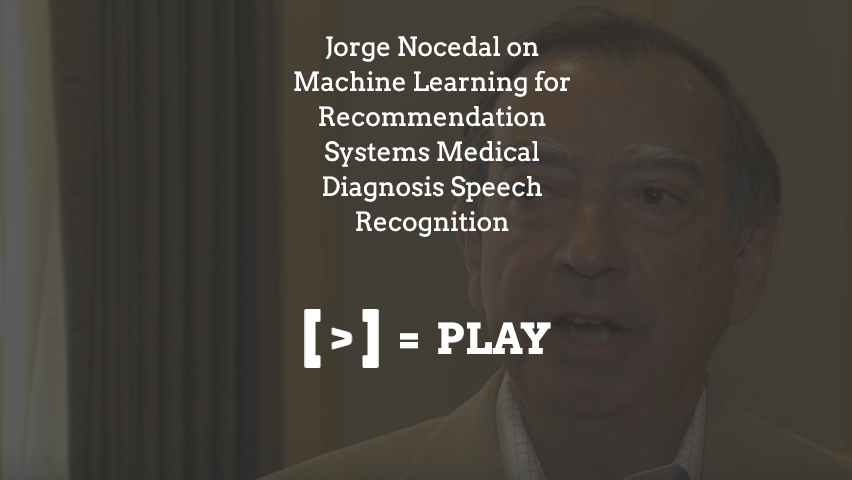 2014 Annual Meeting: Machine Learning for Search Engines, Speech and Image Recognition