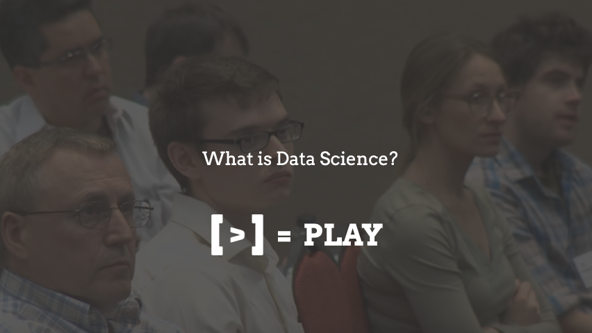 CSE15: What is Data Science?