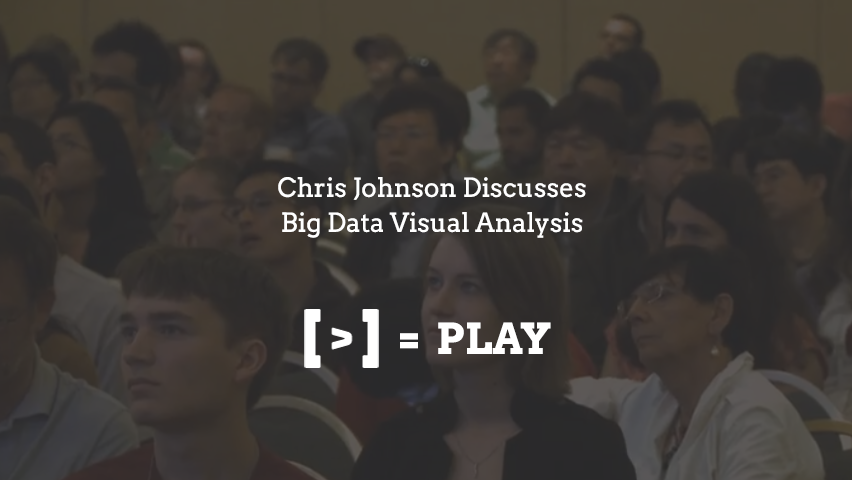 2014 Annual Meeting: Big Data Visual Analysis