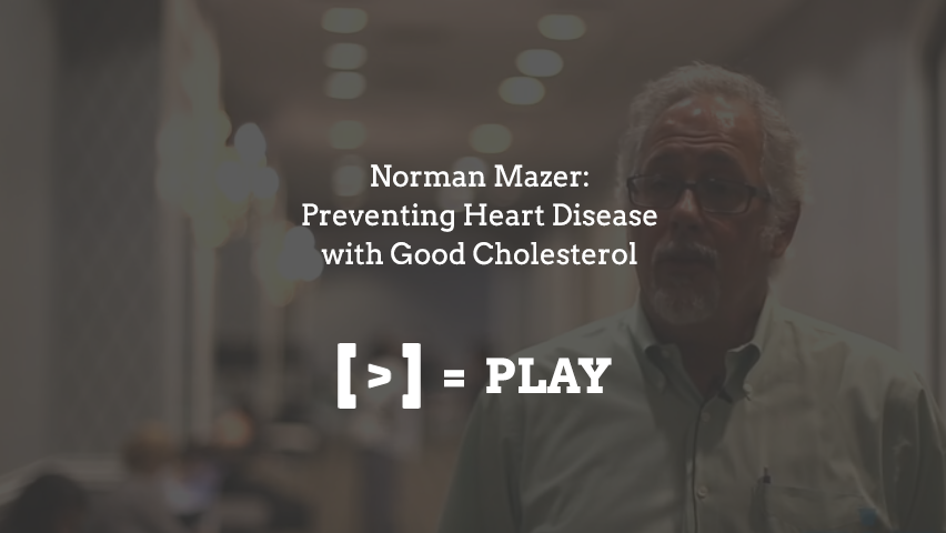 2014 SIAM Conference on the Life Sciences: Preventing Heart Disease with Good Cholesterol